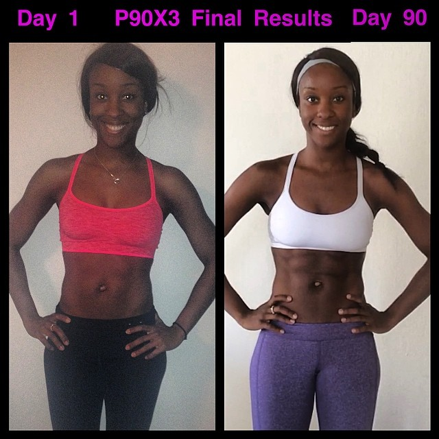 P90x3 Results Are In
